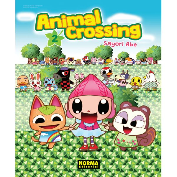 Animal Crossing #02 Manga Oficial Norma Editorial