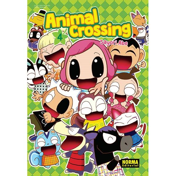 Animal Crossing #04 Manga Oficial Norma Editorial