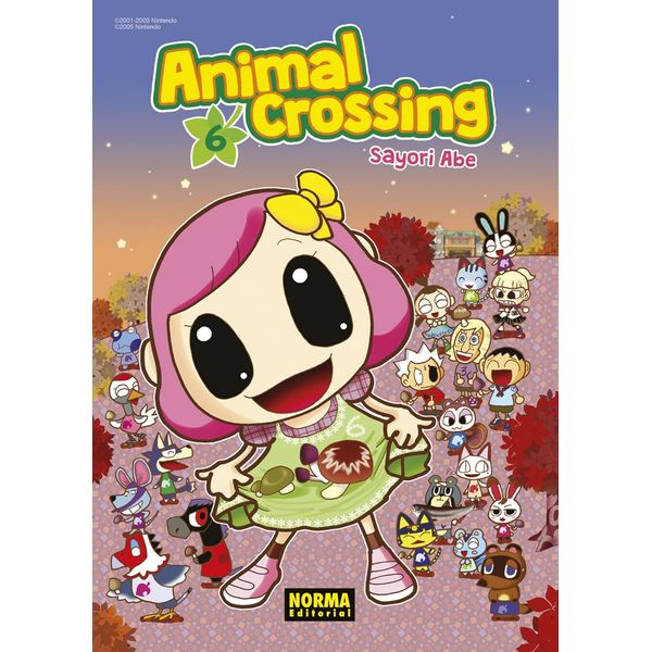 Animal Crossing #06 Manga Oficial Norma Editorial