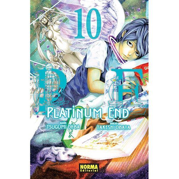 Platinum End #10 Manga Oficial Norma Editorial