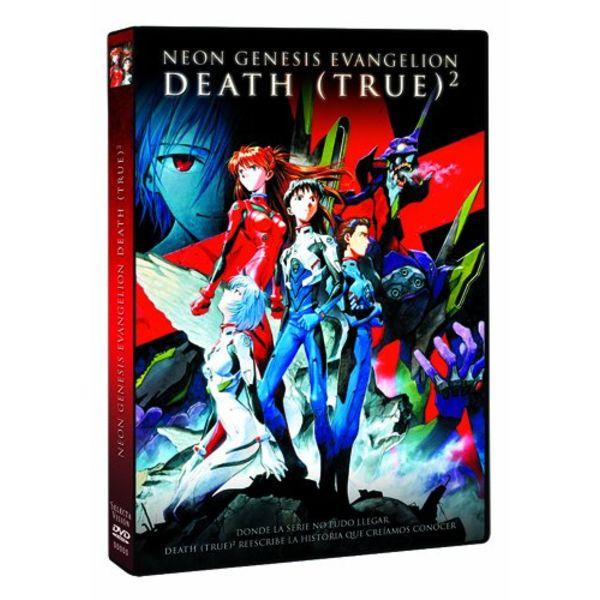 Neon Genesis Evangelion Death (True)2 DVD