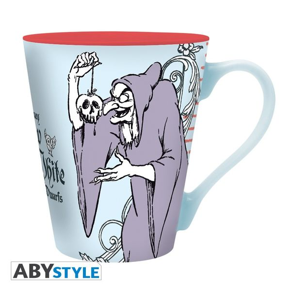 Taza Blanca Nieves Disney 250 ml