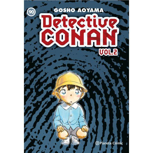 Detective Conan Vol 2 #90 Manga Oficial Planeta Comic