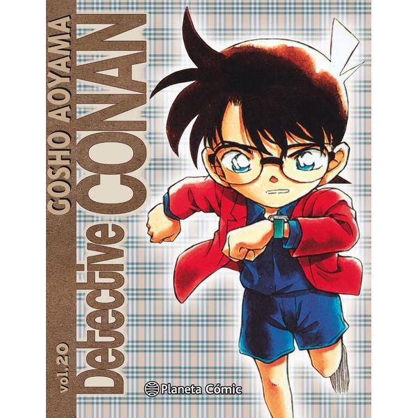 Detective Conan Ed. Kanzenban #20 Manga Oficial Planeta Comic