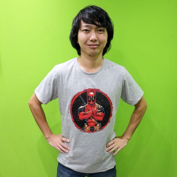 Deadpool T-shirt Marvel Comics