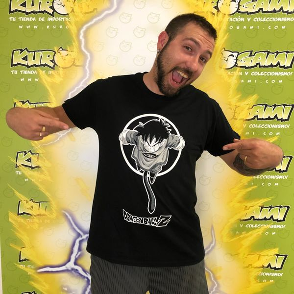 Camiseta Son Gohan Dragon Ball Z
