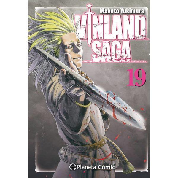 Vinland Saga #19 Manga Oficial Planeta Comic