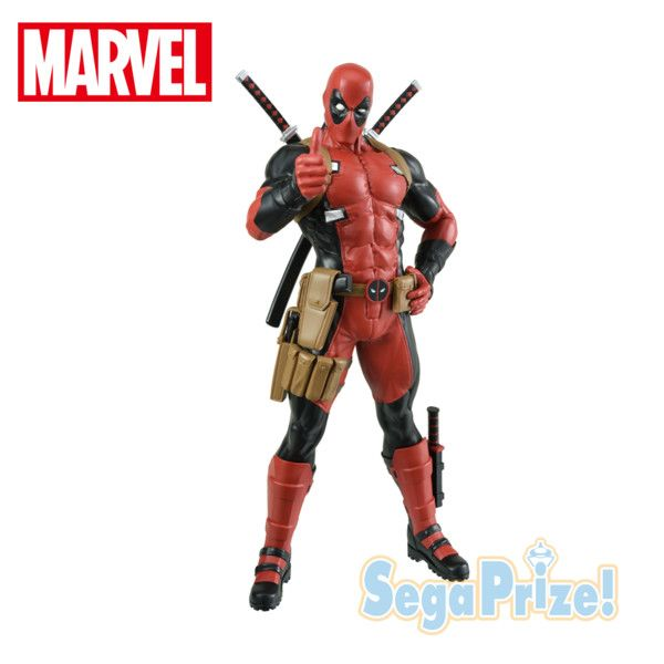 Deadpool Figure Marvel Comics LPM