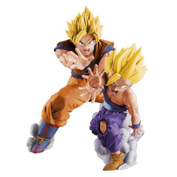 Figure Goku & Gohan VS Existence Dragon Ball Z