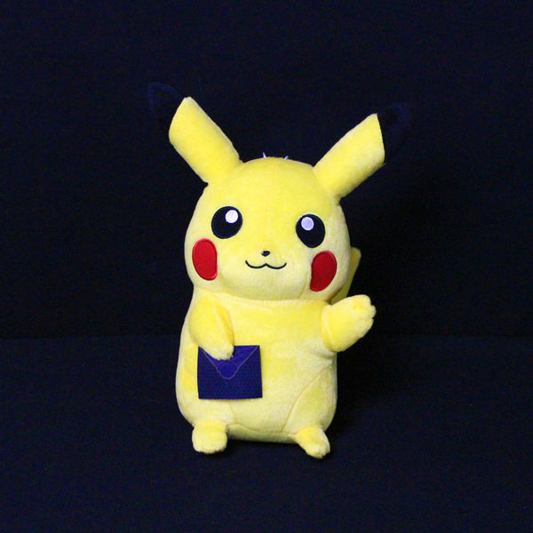 Peluche Pikachu Pokemon Mewtwo Strikes Back Evolution Big Plush