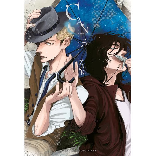 Canis, Dear Mr. Rain Manga Oficial Milky Way Ediciones