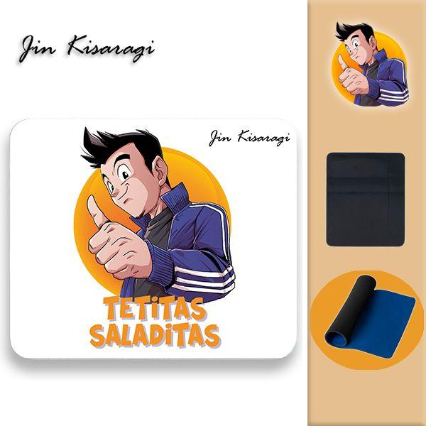 Alfombrilla Jin Kisaragi - Tetitas Saladitas