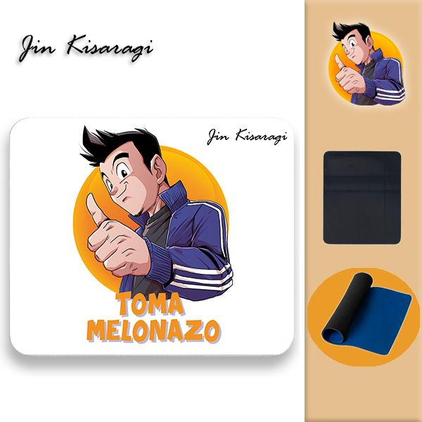 Jin Kisaragi Mousepad Toma Melonazo