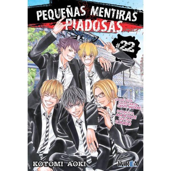 Pequeñas Mentiras Piadosas #22 (Spanish)