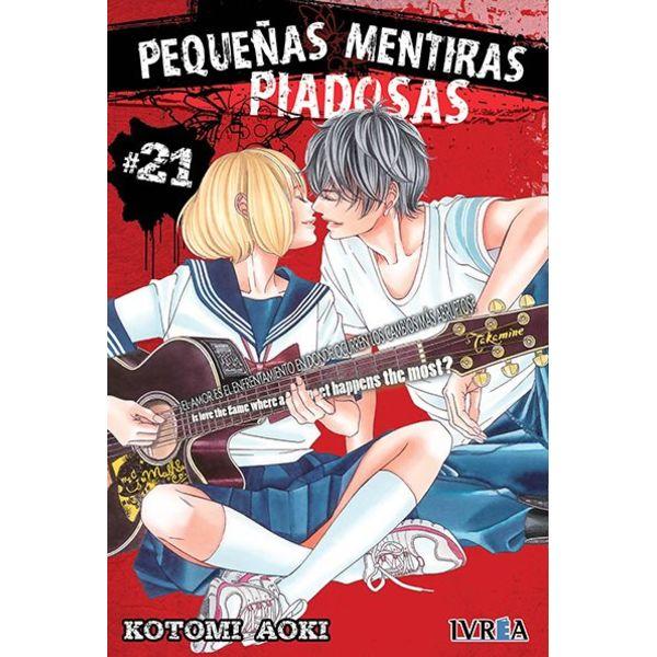 Pequeñas Mentiras Piadosas #21 Manga Oficial Ivrea