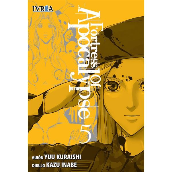 Fortress of Apocalypse #05 Manga Oficial Ivrea