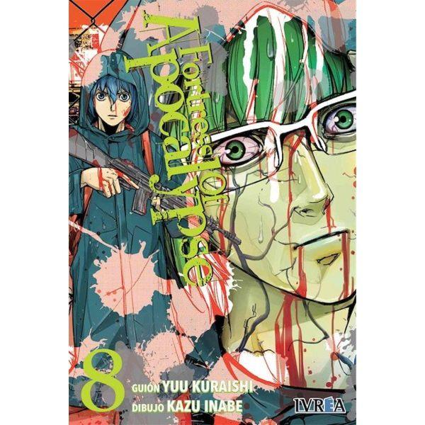 Fortress of Apocalypse #08 Manga Oficial Ivrea