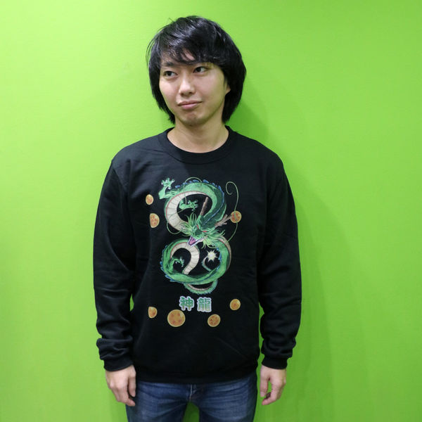 Shenron Sweater Dragon Ball Z