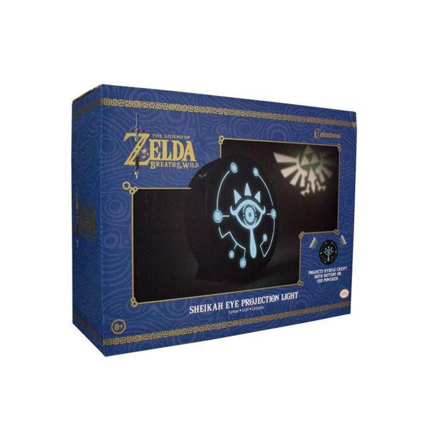 Lámpara Proyector Sheikah The Legend of Zelda