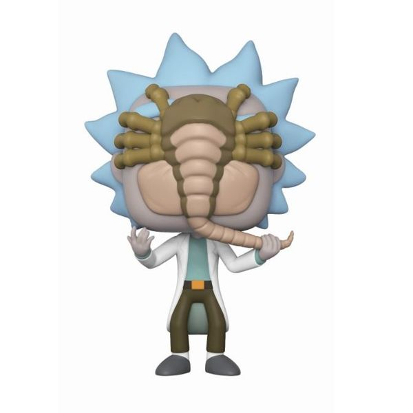Funko Rick & Facehugger Rick Y Morty PoP!