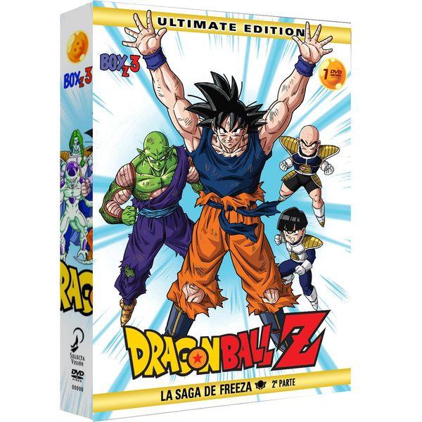 Ultimate Edition Dragon Ball Z Box 3 DVD