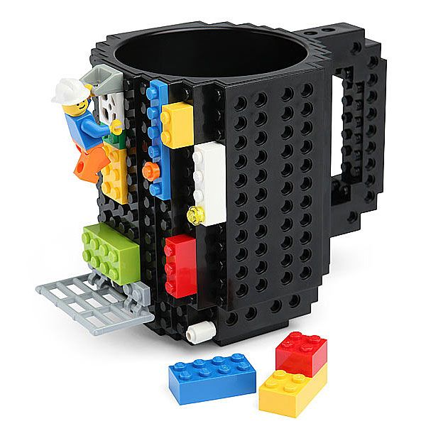 Taza 3D Build on Brick