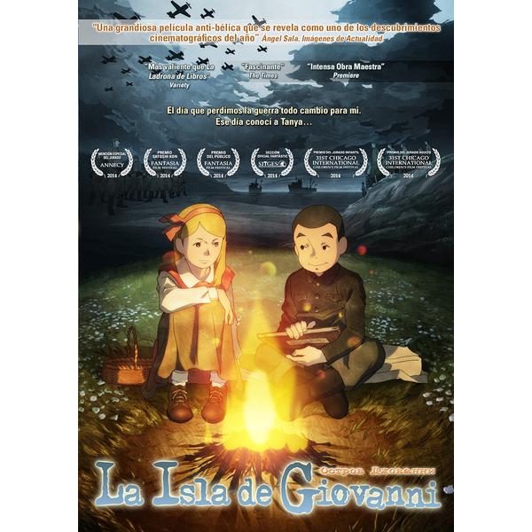 La Isla De Giovanni DVD