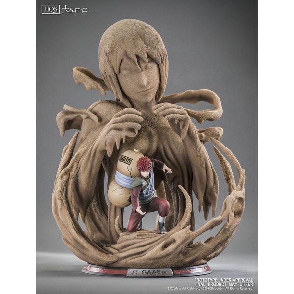 Estatua Gaara A father's hope, a mother's love HQS Naruto Shippuden