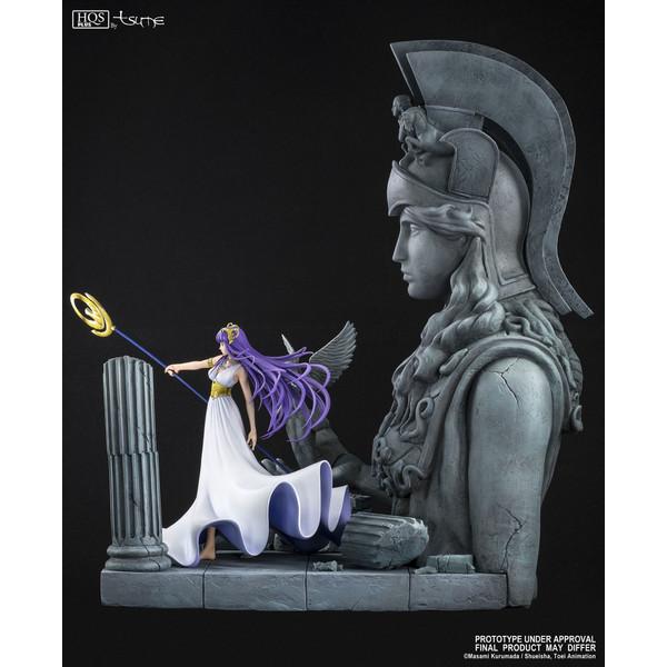 Estatua Athena Saint Seiya HQS+ Tsume
