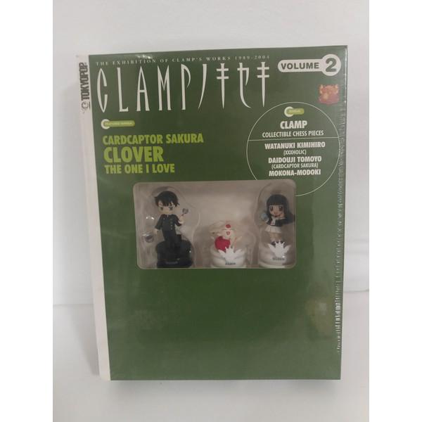 CLAMP - CLAMP no kiseki Volume 2