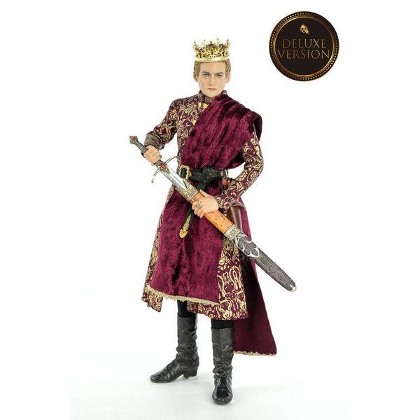 Figura Joffrey Baratheon Deluxe Version Juego de Tronos