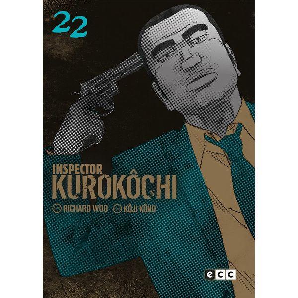 Inspector Kurokochi #22 Manga Oficial ECC Ediciones