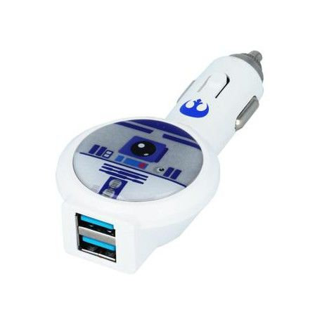 Star Wars R2D2 Car Cigarette Lighter Connector
