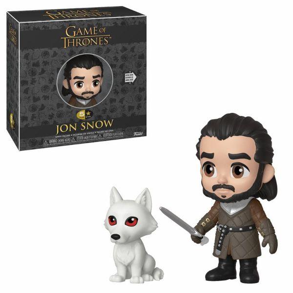Jon Snow Figure Game Of Thrones 5 Star