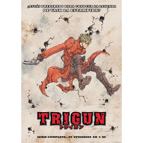 Trigun Serie Completa DVD