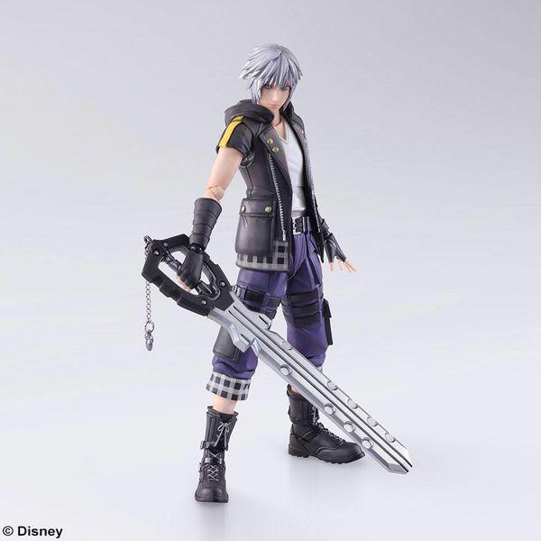 Riku Figure Bring Arts Kingdom hearts III
