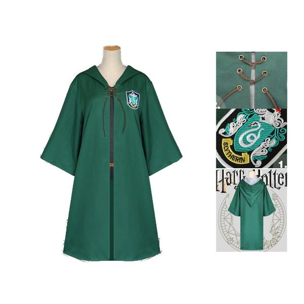 Slytherin Quidditch Tunic Harry Potter