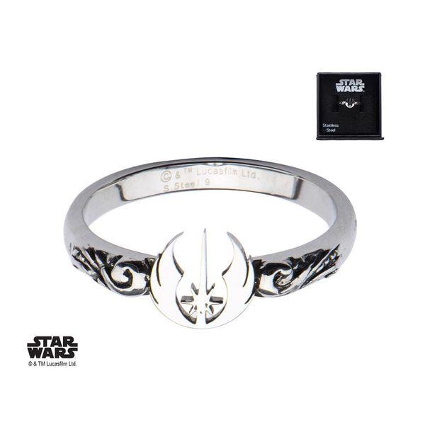 Anillo Simbolo Jedi Star Wars