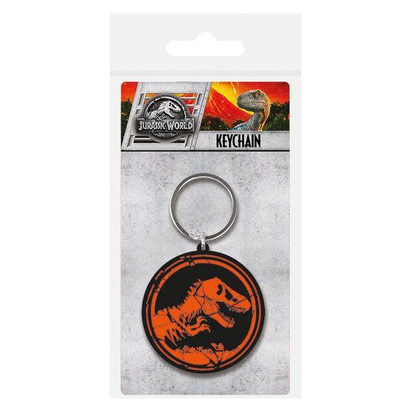 Llavero Jurassic World: El Reino Caído Logo