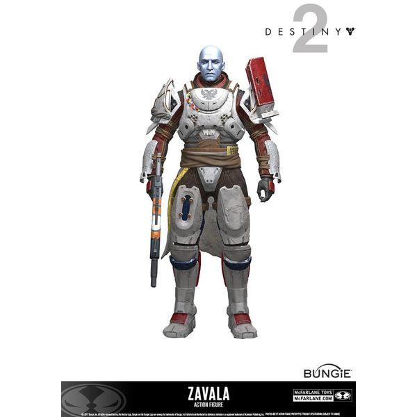 Figura articulada Zavala Destiny 2