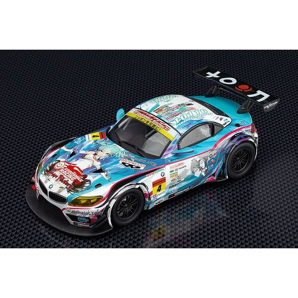 Réplica Coche Good Smile Hatsune Miku BMW 2014: Series Champion ver. Vocaloid