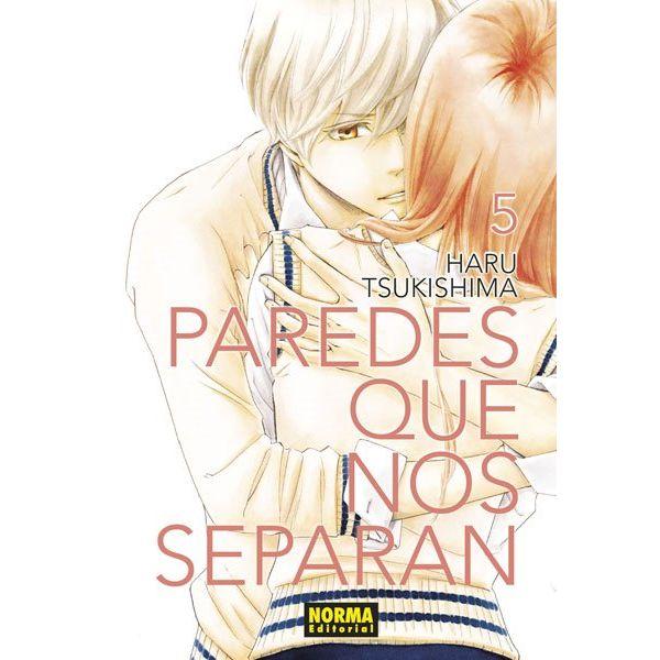 Paredes Que Nos Separan #05 Manga Oficial Norma Editorial