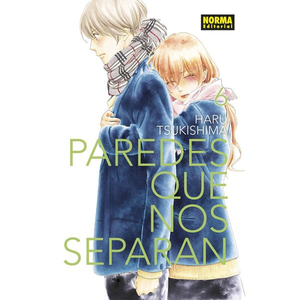 Paredes Que Nos Separan #06 Manga Oficial Norma Editorial