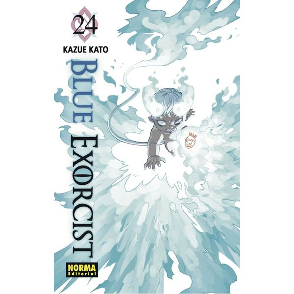 Blue Exorcist #24 Manga Oficial Norma Editorial
