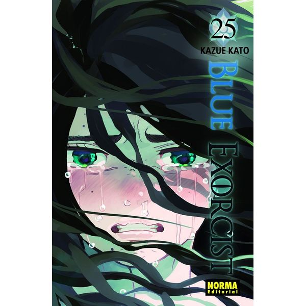 Blue Exorcist #25 Manga Oficial Norma Editorial