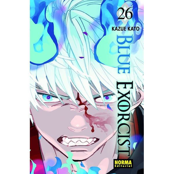 Blue Exorcist #26 Manga Oficial Norma Editorial