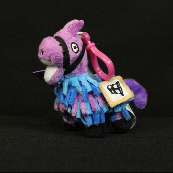 Llama Keychain Plush Fortnite
