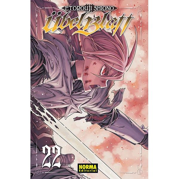 Übel Blatt #22 Manga Oficial Norma Editorial