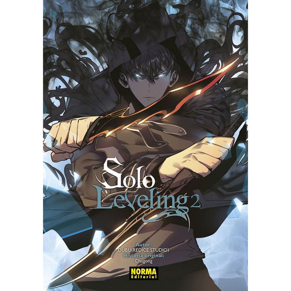 Solo Leveling #02 Manga Oficial Norma Editorial