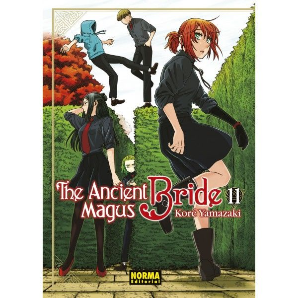 The Ancient Magus Bride #11 (Spanish) Manga Oficial Norma Editorial